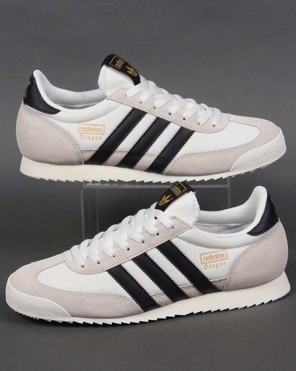 adidas dragon trainers