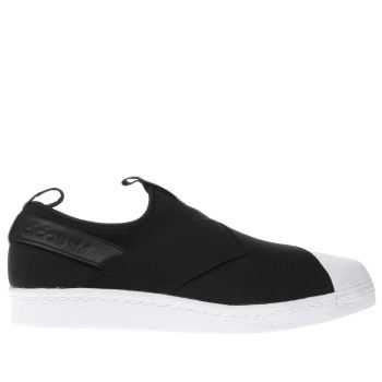 adidas slip on trainers