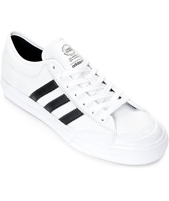 black and white adidas
