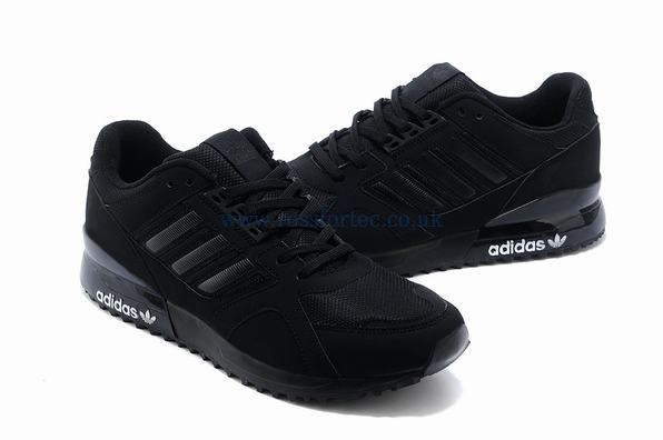 mens black adidas trainers