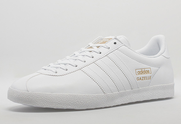 white adidas gazelle mens
